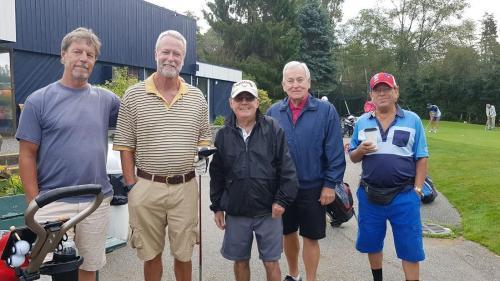 Team 10 Sandy Reid  Ken Wilsonf Ed Cheethamfriends Gerald Weinbender Dave Peterson