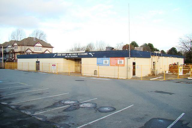 The Old Club Venue